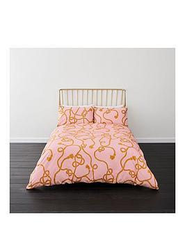 river-island-chain-print-100-cotton-duvet-cover-set