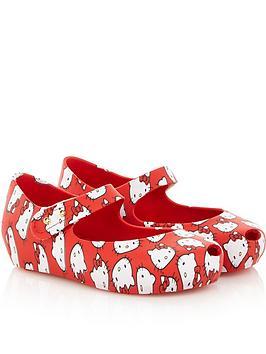mini-melissa-mini-girls-hello-kitty-ultragirl-shoes