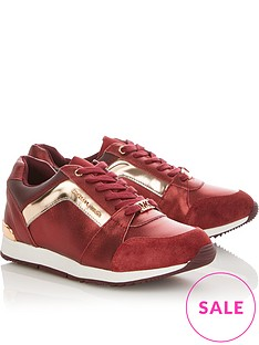 michael-kors-girlsnbsplace-up-trainers-burgundy