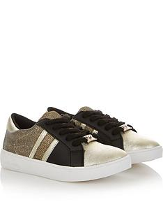 michael-kors-girls-lace-up-trainers-gold