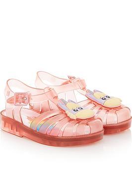 mini-melissa-mini-girls-possession-unicornnbspjelly-sandals