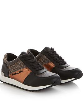 michael-kors-girls-foil-printed-lace-up-trainers-blackbronze