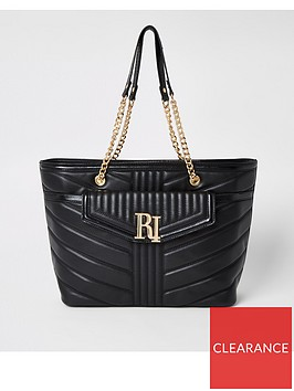 river-island-quilted-tote-bag-black