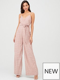 u-collection-forever-unique-tie-waist-cami-jumpsuit-pink