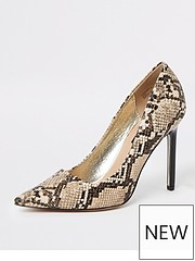 45b3f77f2133 Multi Coloured | River island | Shoes & boots | Women | www.very.co.uk
