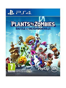 playstation-4-plants-vs-zombiesnbspbattle-for-neighbourville