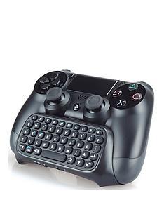 playstation-ps4-bluetooth-wireless-mini-keyboard-chatpad