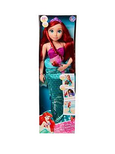 disney-princess-princess-playdate-32-inch-ariel-doll