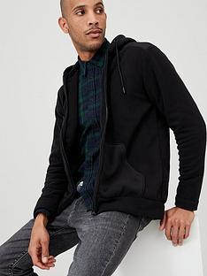 v-by-very-fleece-zip-through-hoodie-black