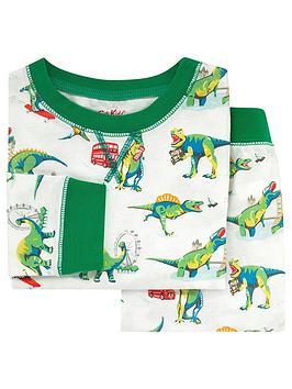 cath-kidston-boys-dino-jersey-pyjama-set-off-white