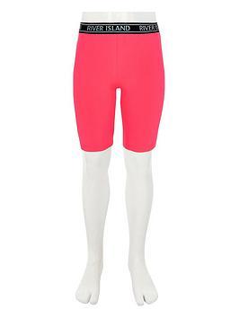 river-island-girls-neon-pink-ri-cycling-shorts