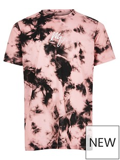 river-island-boys-tie-dye-maison-riviera-t-shirt-pink