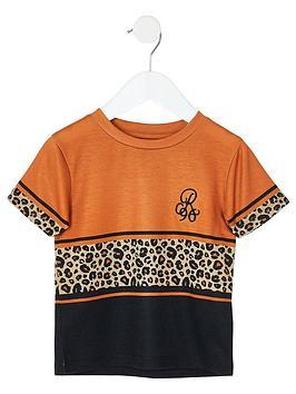 river-island-mini-boys-orange-leopard-print-t-shirt