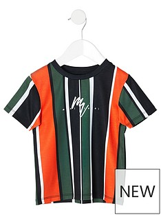river-island-mini-mini-boys-stripe-t-shirt-orange