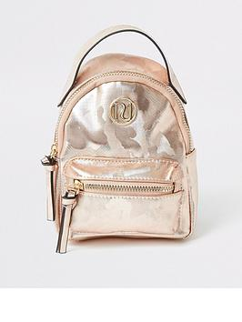 river-island-girls-camo-backpack-pink