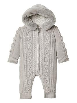 river-island-baby-baby-cable-knit-all-in-one-grey