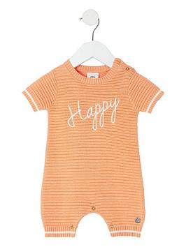 river-island-baby-orange-happy-knitted-romper