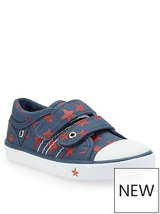 start-rite-zip-canvas-shoes-navy