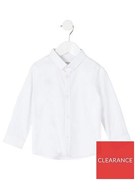 river-island-mini-mini-boys-twill-long-sleeve-shirt-white