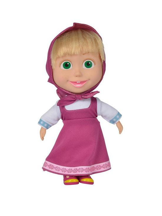 494e693a5f447 Masha Soft Doll 23cm