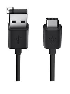 belkin-20-usb-a-to-usb-c-charge-cable-3m-black