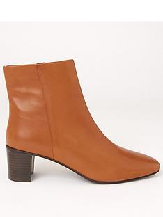 warehouse-clean-leather-ankle-boot