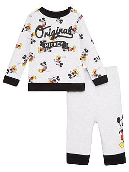 mickey-mouse-baby-boys-original-mickey-mouse-jog-set-greyblack