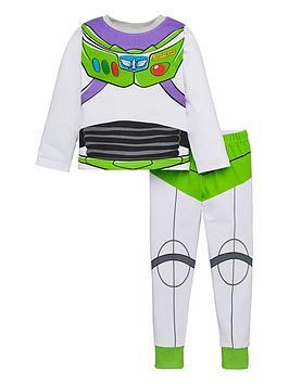 toy-story-toddler-buzz-lightyear-dress-up-pyjamas-multi