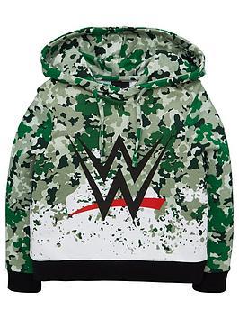 wwe-boys-camo-hoodie-multi