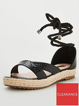 lost-ink-fran-ankle-wrap-flat-sandals-black
