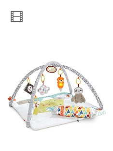 fisher-price-perfect-sense-deluxe-gym