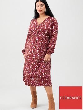 junarose-curvenbspmauda-long-sleeve-midi-dress-floral
