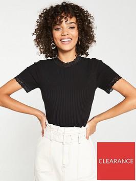 v-by-very-lace-trim-ribbed-t-shirt-black