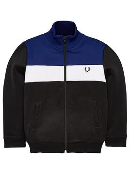 fred-perry-boys-zip-through-track-jacket-navy