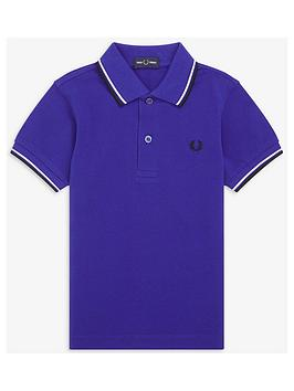 fred-perry-boys-twin-tipped-short-sleeve-polo-shirt-bright-blue