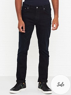 nudie-jeans-lean-dean-slim-fit-jeans-blackout-wash
