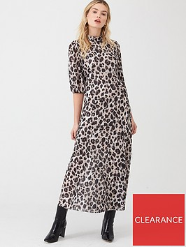 v-by-very-animal-mesh-maxi-dress-multi