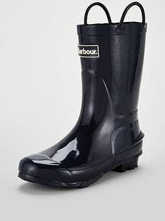 barbour-boys-durham-wellington-boots-navy