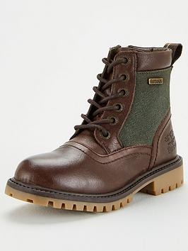 barbour-cheviot-lace-up-boots-brown