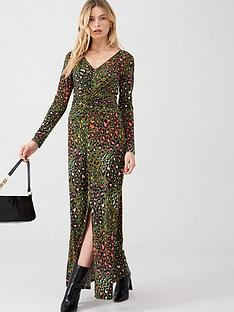 v-by-very-animal-print-maxi-dress-multi
