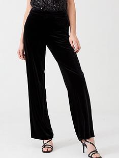 v-by-very-velvet-wide-leg-trouser-black