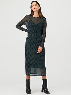 v-by-very-geo-mesh-dress-multi