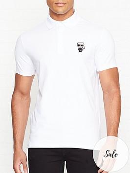 karl-lagerfeld-mini-karl-logo-polo-shirt-white