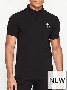 karl-lagerfeld-mini-karl-logo-polo-shirt-black