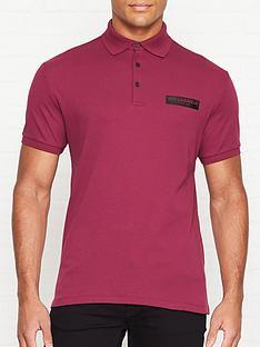 karl-lagerfeld-chest-logo-polo-shirt-plum