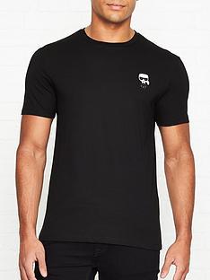 karl-lagerfeld-mini-karl-logo-t-shirt-black