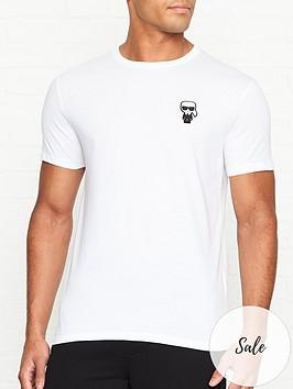 karl-lagerfeld-mini-karl-logo-t-shirt-white