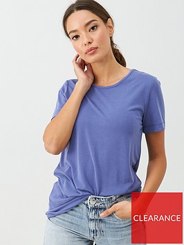 v-by-very-the-essential-scoop-neck-soft-touch-t-shirt-blue