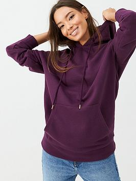 v-by-very-the-essential-oversized-hoodie-plum