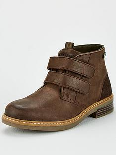 barbour-boys-bellingham-strap-leather-ankle-boots-brown